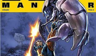 """""""X-O Manowar - 3 - Cesarz"""", wyd. KBOOM, 2020"""
