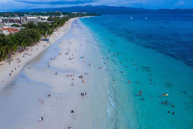Boracay jest otwarte dla turystów