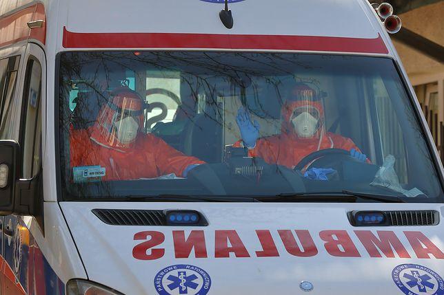 Koronawirus, W Warszawie na COVID-19 zachorowało ponad 500 osób.