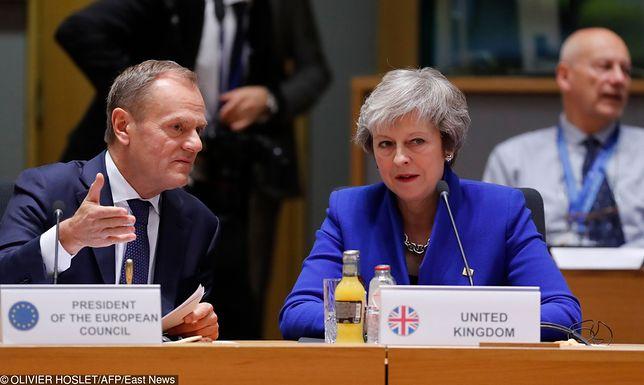 Brexit. Trwa nadzwyczajny szczyt UE
