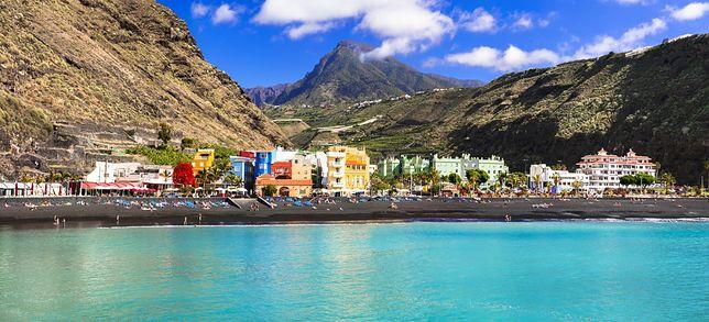 Kilkaset wstrząsów odnotowano na wyspie La Palma