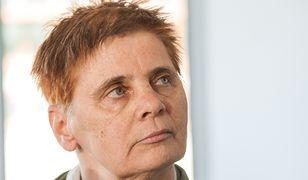 Janina Ochojska uważa, że propozycja Marka Kucińskiego może służyć wyciągnięciu protestujących z Sejmu