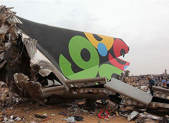 Przeżyło dziecko, 103 osoby zginęły - katastrofa Airbusa