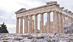 Niedaleko Aten było trzęsienie ziemi
