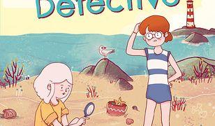 The Beach Detective/Plażowy Detektyw. Czytam po angielsku