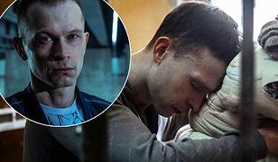 """Trojan zagrał Komendę: """"Tak go skatowano, że się przyznał. Popłakałem się"""""""