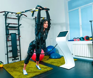 Elektrostymulacja angażuje do pracy większą liczbę mięśni