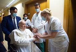 Papież Franciszek powrócił do Watykanu. Po drodze zrobił przystanek