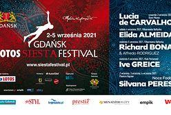 Gdańsk LOTOS Siesta Festival tuż, tuż
