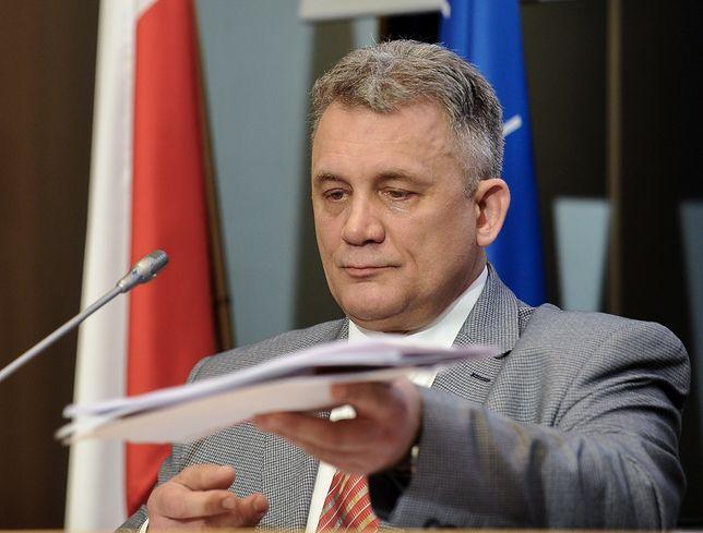 Mariusz Marasek to wieloletni zaufany współpracownik Antoniego Macierewicza