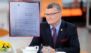 """Poznaliśmy treść donosu na dr. Pawła Grzesiowskiego. """"Oczernia instytucje państwowe"""""""