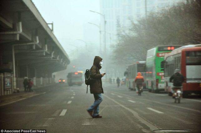 Spośród 50 najbardziej zanieczyszczonych miast w Europie, aż 36 znajduje się w Polsce.