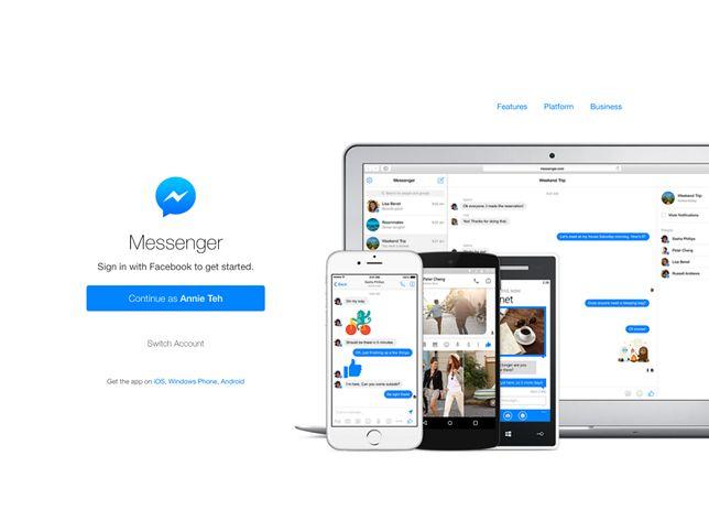 Messenger - formatowanie tekstu. Jak zrobić pogrubienie, kursywę czy przekreślenie?