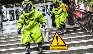 Jak działa broń chemiczna? Szybko i boleśnie
