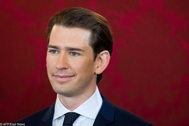 Kanclerz Austrii wesprze KE w sporze z Polską. Padła jasna deklaracja