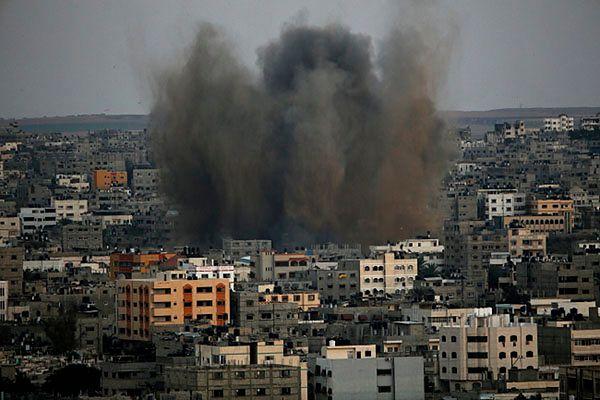 Przedstawiciel Hamasu oskarżył Izrael o złamanie rozejmu