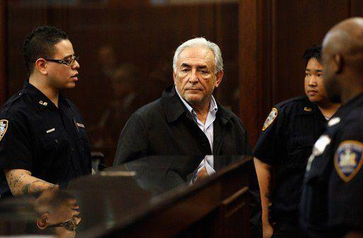 Dominique Strauss-Kahn padł ofiarą spisku?