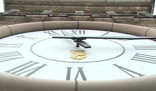 Warszawa w szoku. Zatrzymał się najsłynniejszy zegar w stolicy