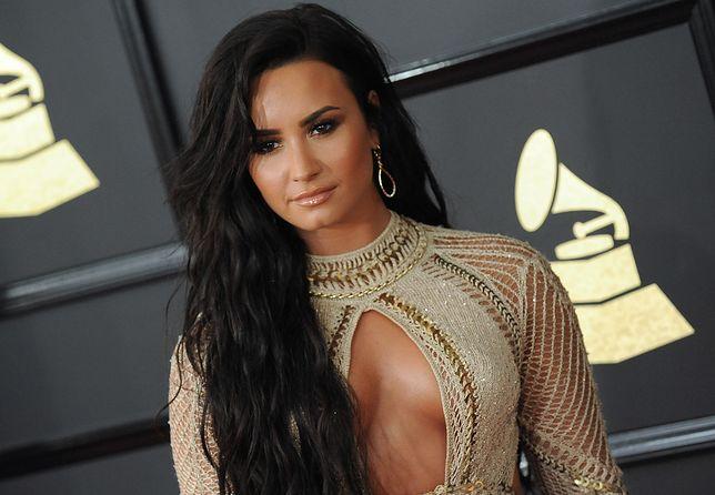 Demi Lovato przeszła duchową przemianę. Ochrzciła się w rzece Jordan
