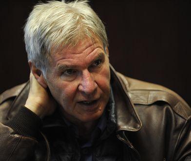 Harrison Ford znowu mógł spowodować wypadek lotniczy. Nie poniesie kary