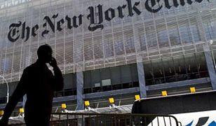 """""""New York Times"""" reaktywuje swoje biuro w Warszawie"""