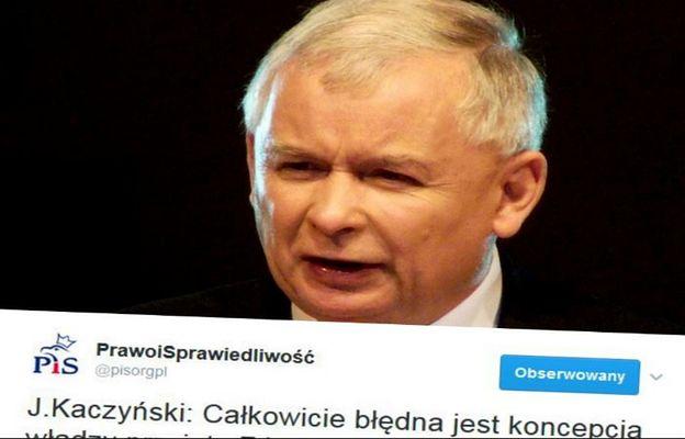 PiS chce dziś wielkiej Warszawy. W 2014 roku Jarosław Kaczyński krytykował rozwój metropolii