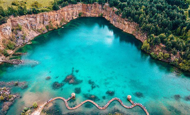 Park Gródek czyli polskie Malediwy