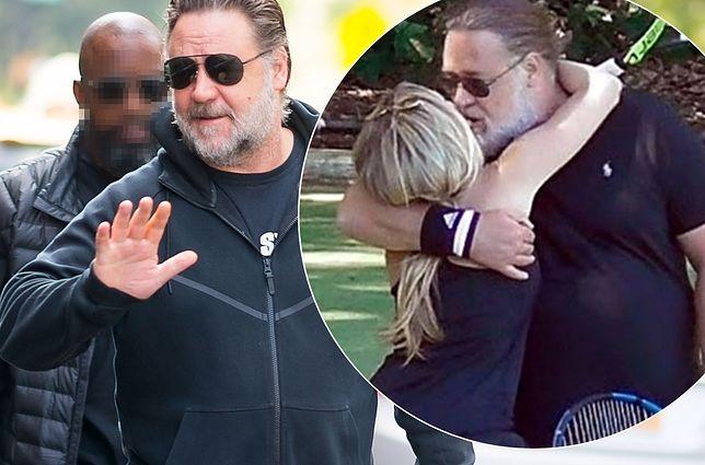 Russell Crowe jest zakochany w kobiecie młodszej o 26 lat