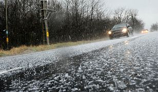 Prognoza pogody na dziś - 24 czerwca. Powrót burzowej aury. IMGW ostrzega przed krupą śnieżną