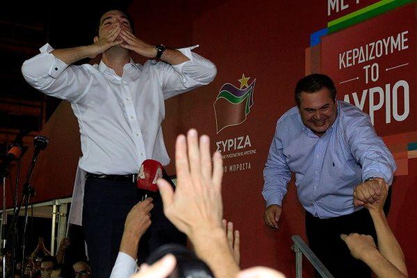 Prezydent Grecji powierzy dziś misję tworzenia rządu Aleksisowi Ciprasowi