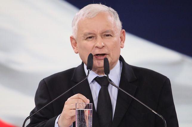 Kaczyński zapowiedział zmianę w 500+