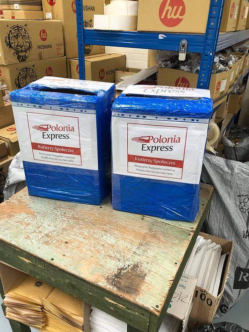 Wybory 2020. Wolontariusze zbierają pakiety wyborcze i dostarczają je osobiście do konsulatów