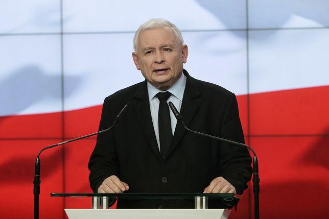 Według rozmówców WP, to Jarosław Kaczyński obejmie tekę premiera po wyborach