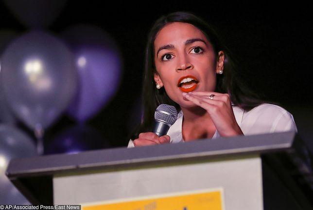 Alexandria Ocasio-Cortez będzie najmłodszą kobietą w Kongresie