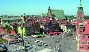 Warszawa. Historia. Ciekawostki. Atrakcje. Co warto zobaczyć