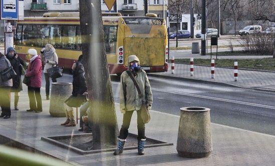 Dramatyczny stan powietrza w stolicy. Normy znów przekroczone