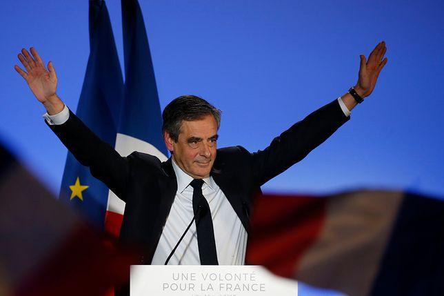 Francois Fillon potwierdza, że był celem planowanego zamachu