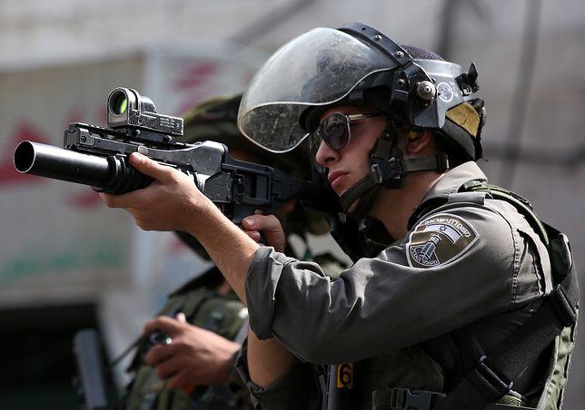 Dwóch Palestyńczyków zginęło w starciach w pobliżu Jerozolimy