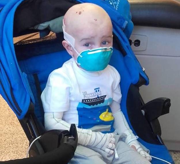 Kajtek ze Śremu, na którego leczenie udało się zebrać 8 mln zł, potrzebuje drugiego przeszczepu