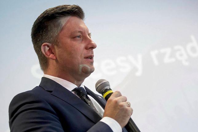 Michał Dworczyk chce usunięcia z list wyborczych Klaudii Jachiry. Apel do liderów KO