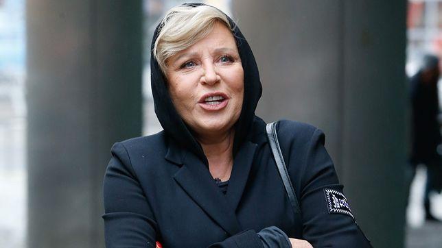 Krystyna Janda została skrytykowana za przyjęcie szczepionki na Covid-19