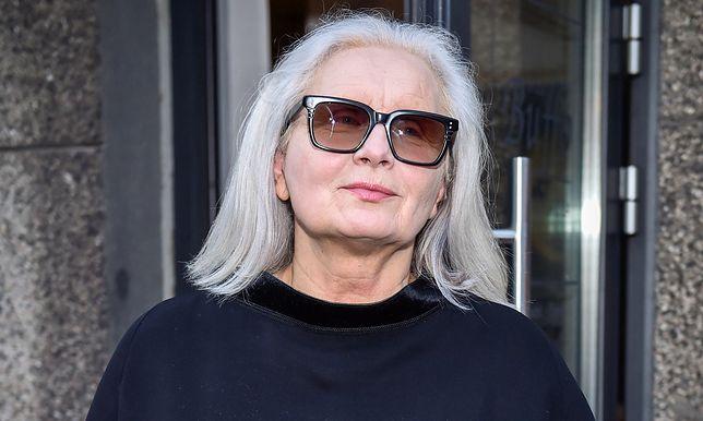 Magda Umer zaszczepiła się na COVID-19