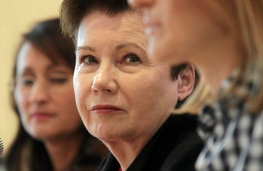 Afera z przejęciem rachunku. Hanna Gronkiewicz-Waltz zabrała głos