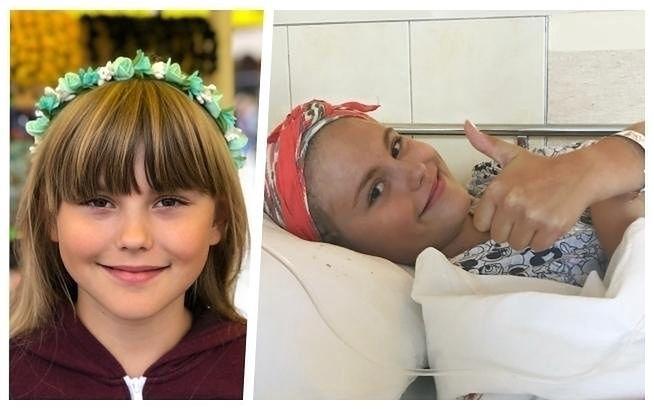 """Oto Julka. Ma dwanaście lat i dzielnie walczy na - jak mówi mama - """"onkologicznym ringu"""". Jej sąsiedzi, mieszkańcy Włoch, postanowili zorganizować w niedzielę 17 października wspólny piknik, podczas którego będą zbierać pieniądze na leczenie dziewczynki"""