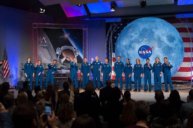 NASA szuka chętnych do lotu na Księżyc i Marsa. Przygoda życia i nieziemskie zarobki
