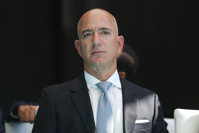 Jeff Bezos poleci w kosmos