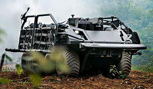 Mission Master XT. Niemcy pokazali nowy bezzałogowy pojazd dla wojska