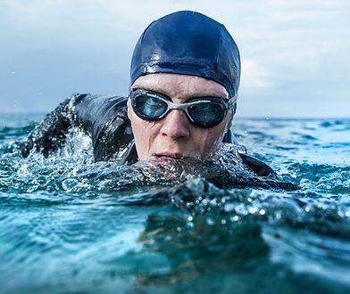 W rolę mistrza triathlonu wcielił się Jakub Gierszał