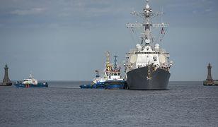 """Rosja """"niebezpiecznie blisko"""" USA. Gorąco na Morzu Arabskim (zdj. ilustracyjne)"""