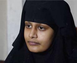 Dziś już tak nie wygląda. Zrzuciła burkę i opuściła ISIS